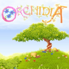 Orchidia - The aim of Orchidia is to match 3 or more flowers of the same colour in horizontal or vertical lines – the more flowers you match, the more points you'll score!