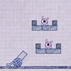 Paper Cannon - Paper Cannon is a flash game where you have to shoot bombs to destroy the critters.