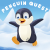 Penguin Quest - You'll have to use all your wit to corner the penguin before he escapes through the water holes! It's a fun way of testing your intelligence and improving your skills, If you enjoy challenging and adventure games, you will love Penguin Quest !