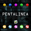 Pentalinea - Align at least 3 balls of the same color. Adjust the number of colors to play with and your speed to play a personalized game. Good luck !