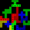 Pentrix - A challenging tetris-like game, with blocks of 5 pieces and an unusual collapse mechanic.  Try to chain together combinations of lines for bonus points!
