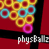 physBallz - No story, abstract shapes and a lot of balls!