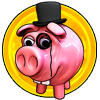 Piggeez - Bank as many coins as you can in this race against the clock. Raise your earnings by banking multiple coins at once, but don't get too greedy, or you'll get locked out of the safe!
