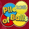 Pile of Balls - In this game there will be an area where you drop balls to pile them up. Each time 3 balls will be given and you can rotate or move them before dropping them to the group to pile them up. When 4 or more balls of the same colour are connected, the balls will be destroyed. When the balls become unstable, they will roll down, making the positions of the balls difficult to predict and the game is more challenging. Use the left and right arrow keys to move the falling balls, use the up and down arrow keys to rotate them, and press the spacebar to drop the falling balls.