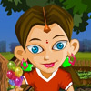 Pinky In Park - PinkyInPark  is a puzzle game of a little Girl reaching balloon placed in the garden.