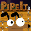 Pipe It 3 The Madpet Edition - The best part of Pipe It games, created specially for kids! 10 levels of increasing difficulty and 10 Madpet animals included!