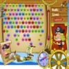 Pirate Bubble War - Shoot the bubbles as many as possible before the bubbles are close to your boat.You must reach the required scores to play the next levels.You could see the right red lines.When it fill the purple water,You could play the next level game. Now play the most interested pirate bubble war puzzle game from igirlgames.com.Enjoy it!