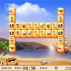 Pirate Treasure Mahjong - Free online mahjong game in pirate theme with great graphics and a great number  of levels.