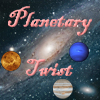 Planetary Twist - Fun and addicting match 3 puzzle, with a space based theme and web rankings! Try to beat the rest of the world with a Planetary Twist!!