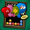 Plop Art - Enter the crazy world of the Plop Art creatures in this fast, frantic and - be careful - addictive action puzzle game. Plop away groups of three or more creatures and clear the stages of over 100 puzzle levels full of the cute little creatures. Choose from 3 different difficulty levels - from easy to hard. Enjoy the original high quality soundtrack, the fun game play and the neat graphics that spoil your eyes.