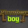Plumber Boy - Connect all pipes and start pomping mecanism. Remember, your time is short
