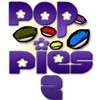 Pop Pies 2 - A sequel to the popular Pie Popping puzzle game, now with lots more bonuses and explosions!