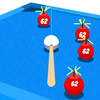 POW Pool - 3D Billiard with a twist:  Pot the bombs before they explode!