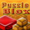 Puzzle Blox - Move the red block outside in a short time. Looses score as time goes up.
