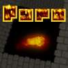 Pyro - Indulge in your inner pyromaniac, and burn your way through 40 levels (44, if you're good!)