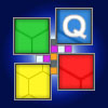 Quadronix - An unusual puzzle game - Quadronix! The game goes on scores. Try to see, to gather and be in time!