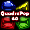 QuadroPop60 - Grab floating orb thingies and score as high as you can in 60 seconds. Experience the unique circular movement and develop a colorful strategy to become number one.