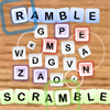 Ramble Scramble - Make words and steal them from your friends! Ramble Scramble is a fast and wild competitive battle of wording wits!