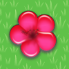Red Flowers - Turn all gray flowers into red ones.