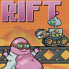 RIFT - A unique retro puzzle platform game.