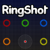 RingShot - RingShot is a game of accuracy which involves shooting orbs into rings. There are 30 levels in total, the first few are nice and easy, while the later levels are VERY challenging. The more accurate your shots, the greater your score. Get an orb dead center in a ring and you earn 10,000 points and an extra life.