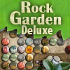 Rock Garden Deluxe - Arrange the stones in your backyard!  Play through over 100 levels in this stone-matching puzzler, each with its own unique layout, environment, and collectible stone.  This new