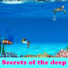 Secrets of the deep - Find five differences between the two pictures. Good art work, relaxing effect.