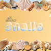 Shells - Move single shell to create the group of the same shells. When you will made many groups then press
