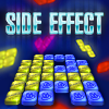 Side Effect - Place colored pieces into the game field to connect center and the colored sides!
