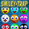 Smiley Trap - The Smileys are leaving their homes and wondering around aimlessly. Catch them with your SmileyTrap and teleport them to school in time. A fast paced match 3 puzzle game.