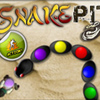 Snake Pit - A snake deserves no pity'. Snake Pit is no exception to the rule, no matter how pretty it's colours are!