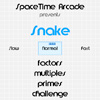 Snake - Eat factors, multiples, and prime numbers in this remake of the classic game.