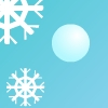 Snow Bounce - Take control of a bouncing snowball as you attempt to grow by collecting snowflakes