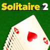 Solitaire 2 - The classic game of klondike solitaire, or patience. Get all the cards to the foundations.