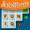 Solo Words - This Solitaire style word game is perfect for word game lovers and casual gamers everywhere.  Players race through 4 rounds where they have to play two through five letter words before the clock runs out.
