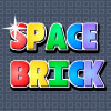 Space Brick - Shoot bricks to complete rows and remove all rows from a level.