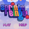 Springo Bingo - Springo Bingo is an exciting mix of Bingo and match-3 puzzle action. The aim of the game is to rack up the highest score you can in 3 minutes. Use your skills to free up number balls for big bonuses and don't forget to use your power ups wisely!
