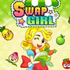 Swap Girl - Swap 2 tiles to get 3 of the same in a row.