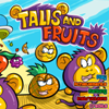 Talis And Fruits - This game start as 3-match game, but with the new twist added, is more than that. Now the player can play in a game with great art, and challenge over 42 missions to be unlocked