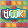 Tirwik - Tirwik it's a puzzle game in which you have to form color lines using boxes that change color every time you select a line. This boxes are set in a 5x5 board and change from red to yellow, to green and then back to red. You have 3 different game modes: Normal (get as much points as you can before your turns run out), Endless (play against your patience and get as much points as you can) or Board (try to set all the squares one same color in as few turns as you can).