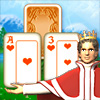 Tri Towers Solitaire - Tri Towers Solitaire is a fun and more skillful version of the classic tri peaks solitaire. A great game for those who enjoy solitaire.