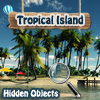 Tropical Island - Welcome to the Tropical Island. Your task in this game is to find all hidden objects.