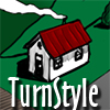 TurnStyle - TurnStyle is a new and unique type of visual puzzle game where you have to rotate each of the images into alignment before the timer runs out. Follow a UFO on his adventures to Earth. There are 15 puzzles in total from easy to hard as well as global leaderboards.