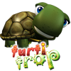 Turti Trop - Direct the turtles on a path to meet each other and capture the eggs of matching turtles in this unique puzzle game. Over 30 levels of action-packed fun!