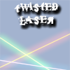 Twisted Laser - Lead a ball trough a series of crazy, moving lasers. In order to pass trough a laser, match the color of the ball with the color of a laser.  Reflex and precision are key. 