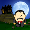 Vampire Physics - Turn all humans into vampires in this addictive online physics puzzle game. Be careful though, as there are priests, werewolves and even rival vampires that are against you. There are 36 levels in this game, and you can also create your own levels with the included level editor.
