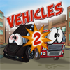 Vehicles 2 - Bad vehicles are causing havoc on the streets. Use your vehicles to ram them off the screen and restore peace to the streets.