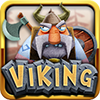 Viking:Armed To The Teeth - Evil StormWind has stolen clothes and equipment from viking while he was swimming and scattered them everywhere along its path.