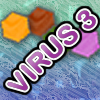Virus 3 - Take over the entire playing area by spreading your virus. Choose a color from the lower left area and watch your virus grow. Try to infect the entire board before you run out of attempts. Multiple ways to play = Multiple ways to have fun.