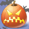 Where's My Pumpkin? - It's Halloween, and all your spooky and funny carved pumpkins are hidden under magical hats! Find all the pairs of matching pumpkins before time runs out, but beware the magical hats which keep swapping around! Score big bonuses by matching 3 in a row, and being fast.